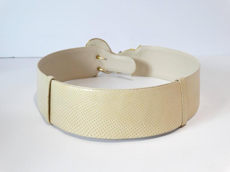 Judith Leiber Trojan Horse Belt, 1980s   For Sale 3