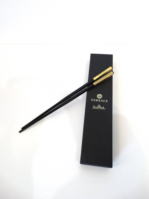 Fabulous Versace Hair Chopsticks  3