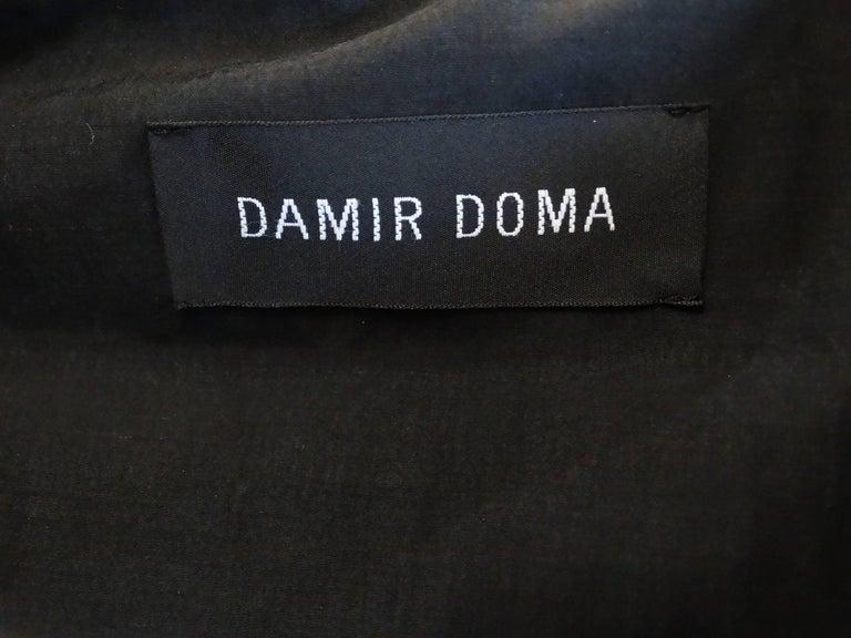 Damir Doma Python Vest  In Excellent Condition For Sale In Scottsdale, AZ