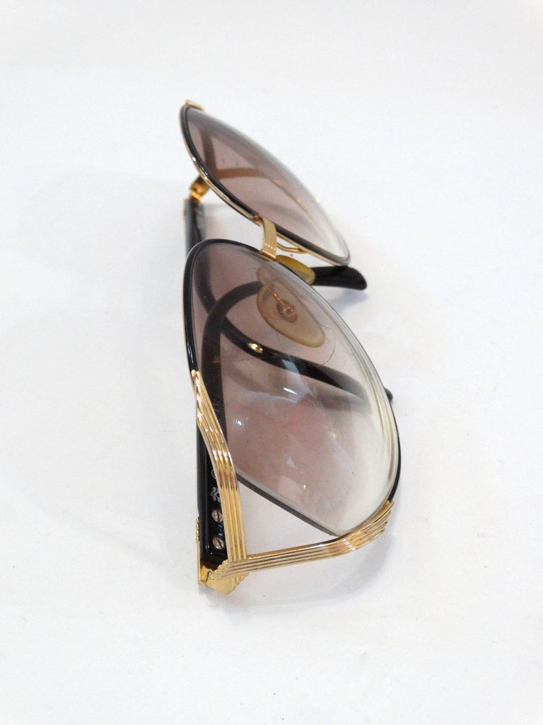 Women's Iconic Christian Dior Oversized Sunglasses For Sale