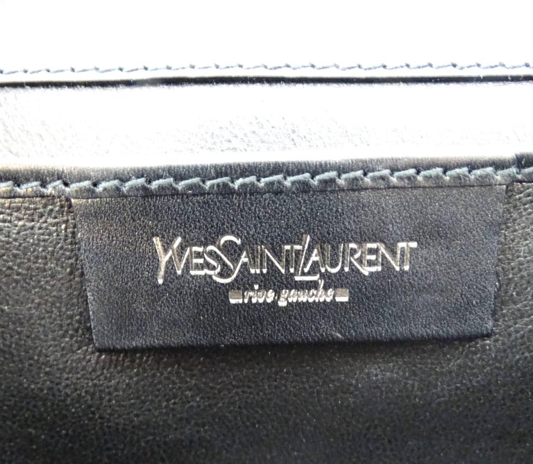 aa1b60f6804 Tom Ford Yves Saint Laurent FW 2001 Clutch For Sale at 1stdibs