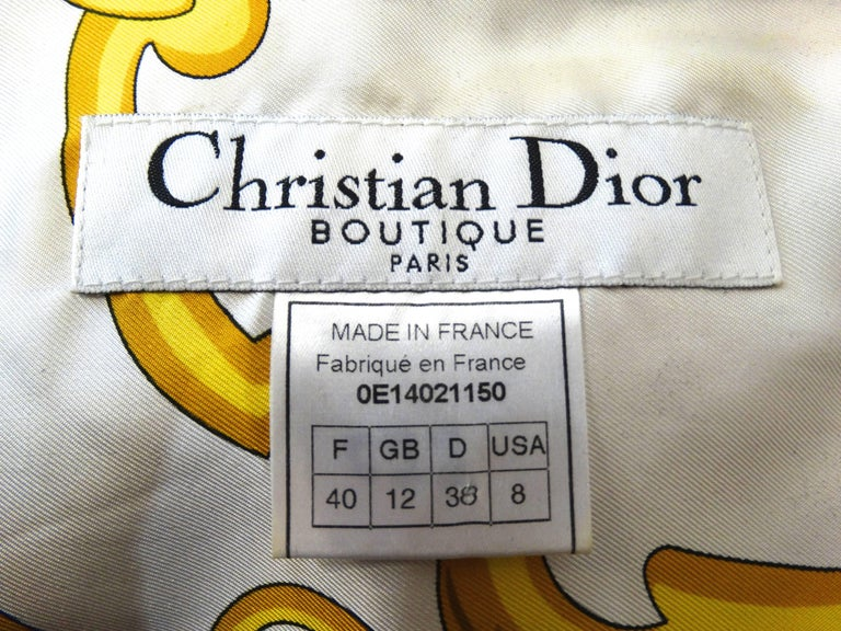 2000s Christian Dior Leather Cropped Sleeveless Hoodie  For Sale 3