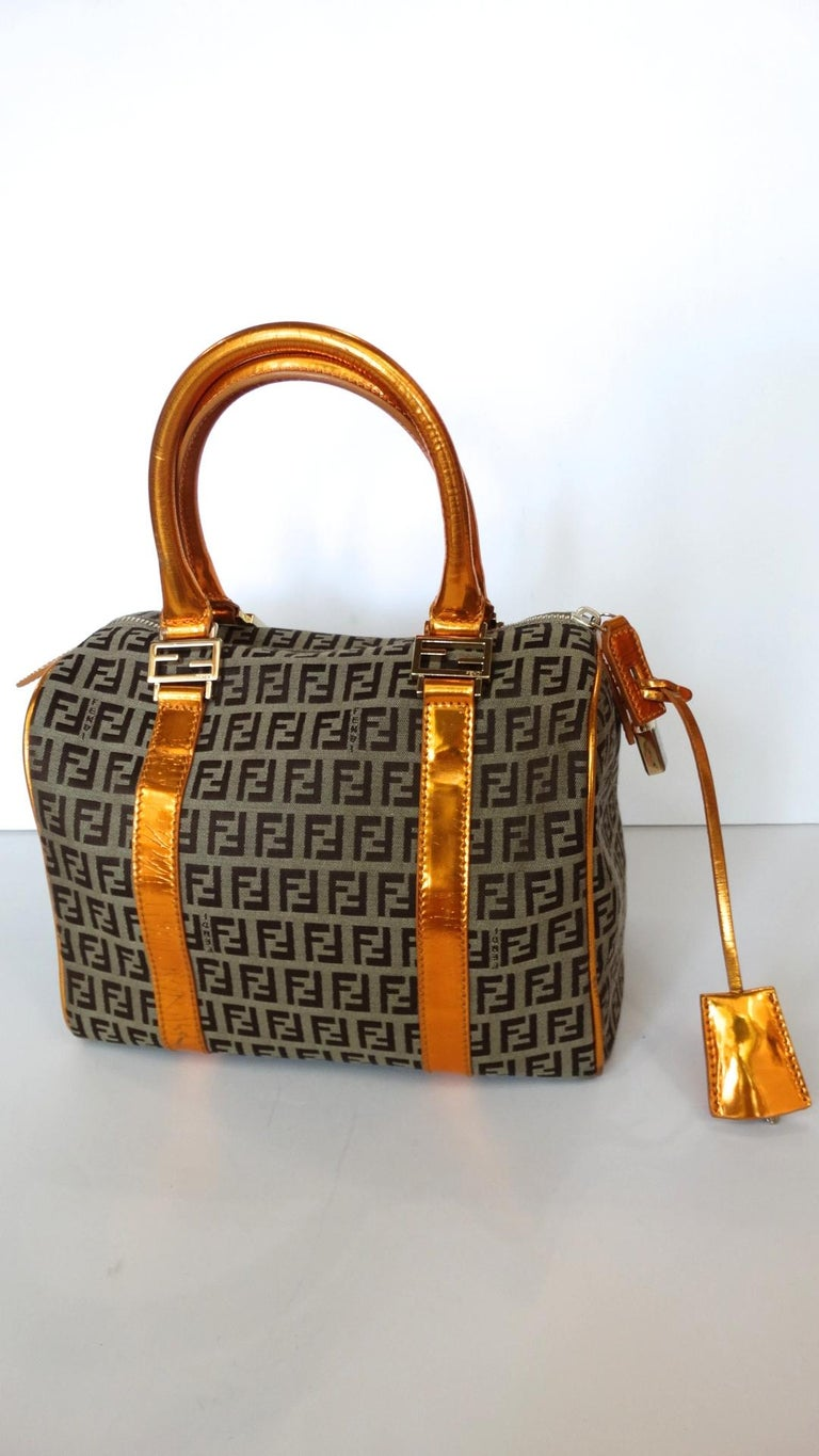 1590f6b04e4e Fendi Zucca print is back! Rock the trend with our amazing Fendi Forever  Zucca printed