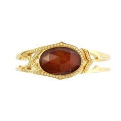 Stephen Webster Gold Crystal Haze Bracelet