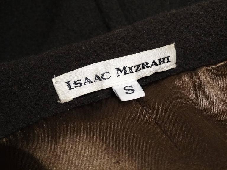 1990s Isaac Mizrahi Oversized Batwing Coat 3