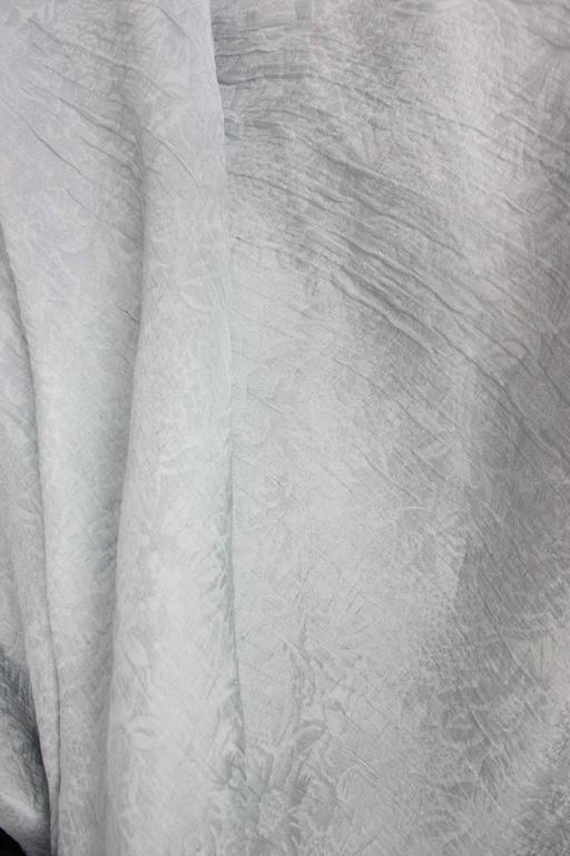 Giorgio Armani Double-Layered Silk Full Skirt 7