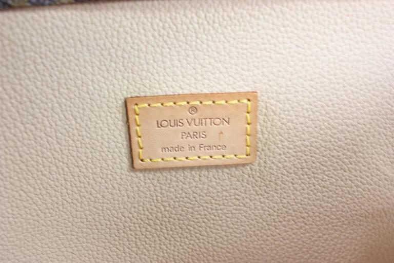 Vintage Louis Vuitton Sac Plat Tote Bag 5