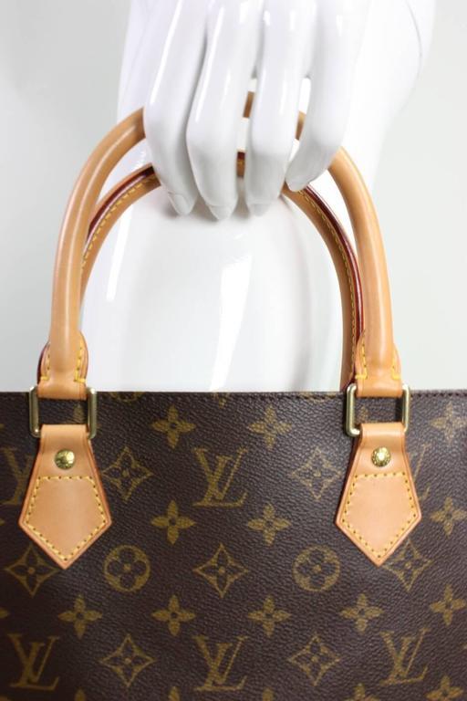 Vintage Louis Vuitton Sac Plat Tote Bag 2