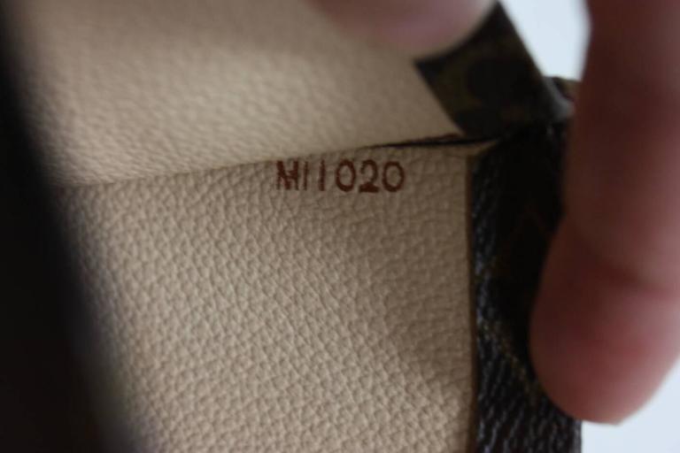 Vintage Louis Vuitton Sac Plat Tote Bag 3