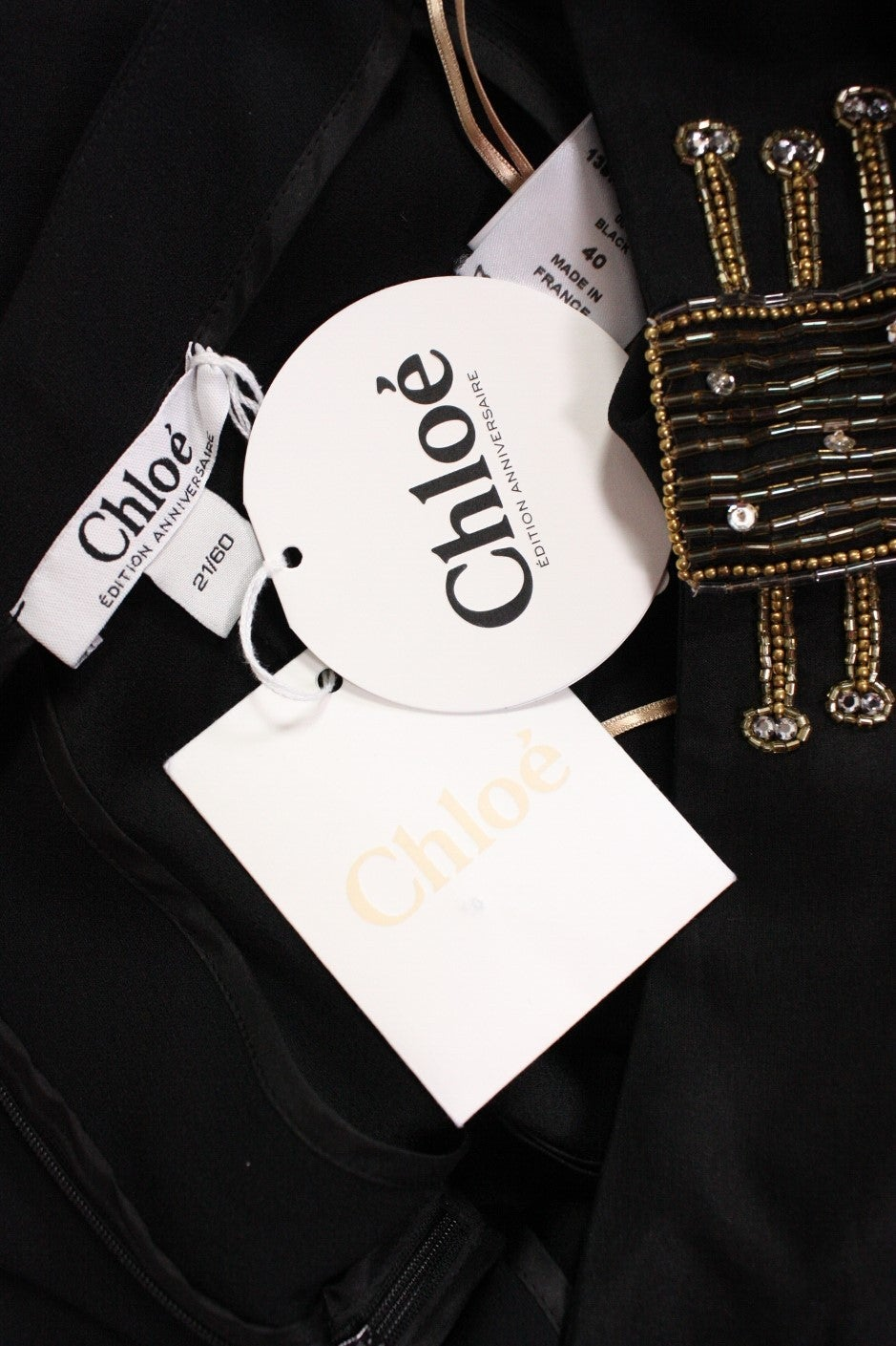 Chloe Limited Edition Violin Dress 8
