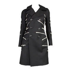 Junya Watanabe for Comme des Garcons Zipper Coat