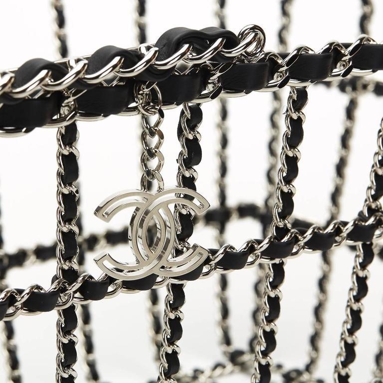 Chanel Act 2 Basket Bag, Fall 2014  For Sale 3