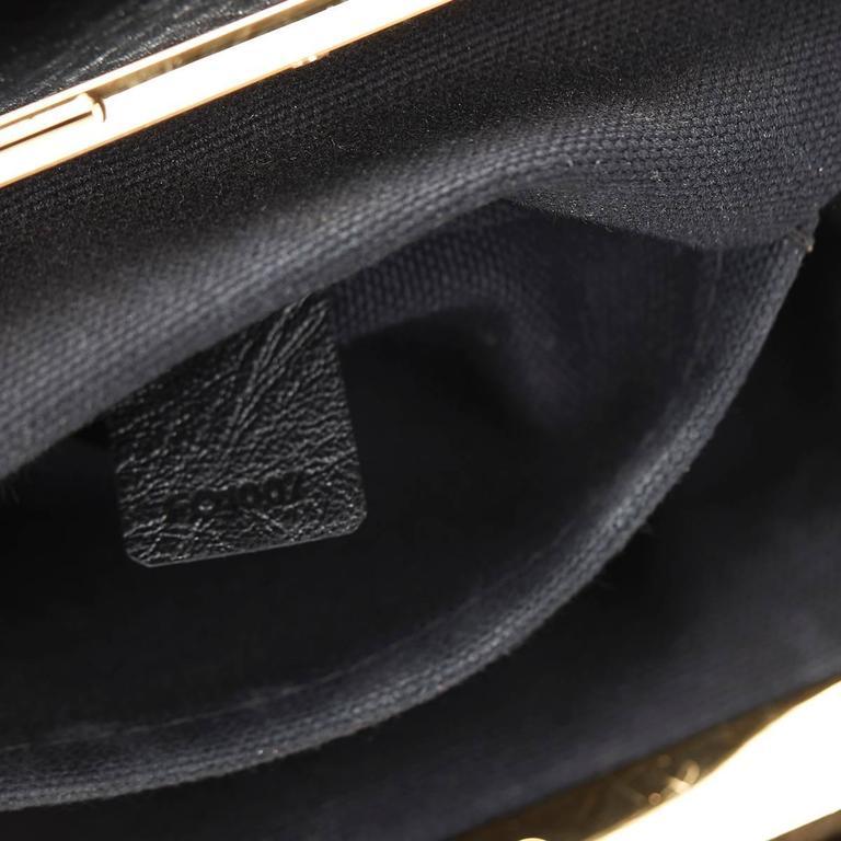 2000s Louis Vuitton Maroon Patent Leather Motard Biker 6