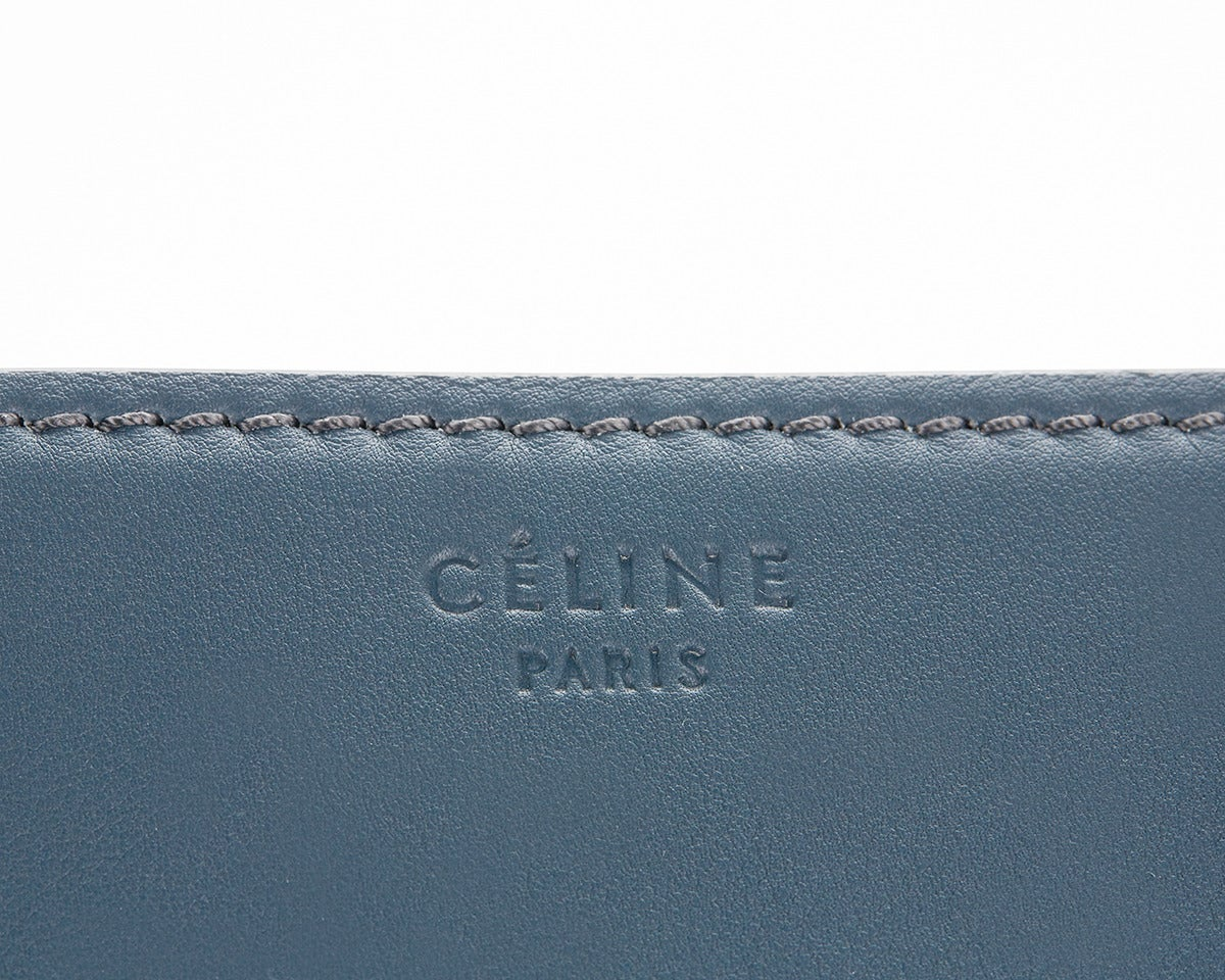 CELINE Supple Calfskin Large Phantom Dune