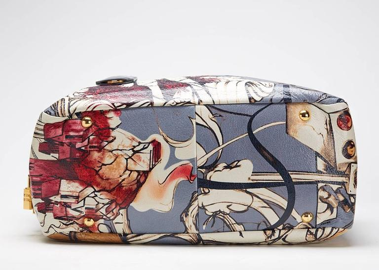 63279a9fb371 2008 Prada Limited Edition James Jean Fairy Bag For Sale 1