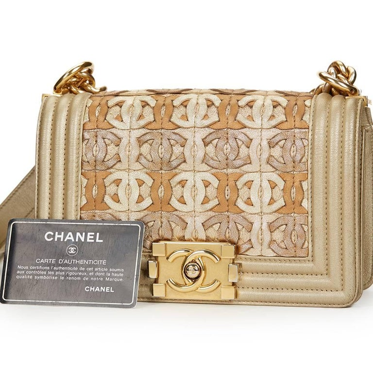 71b0d1895dc258 Chanel Gold Boy Bag 2015 | Stanford Center for Opportunity Policy in ...