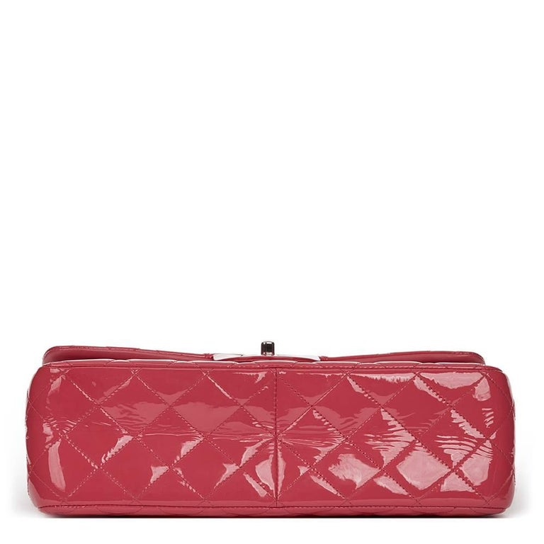 9c7053b37193 Chanel Classic Jumbo Bag Black Patent Leather | IUCN Water