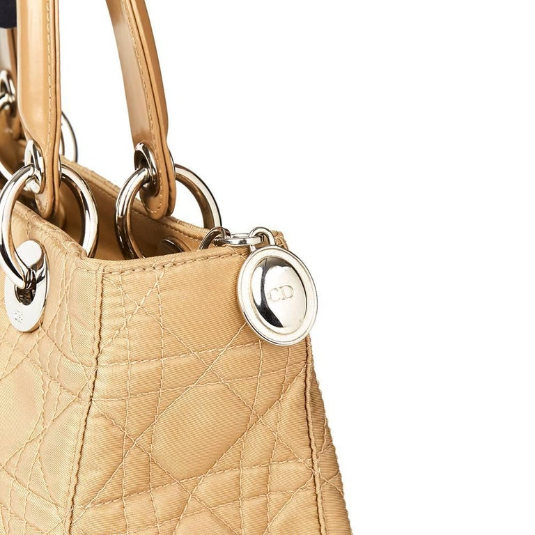 1990 Chanel Beige Quilted Lambskin Vintage Classic Single Flap Bag  For Sale 2