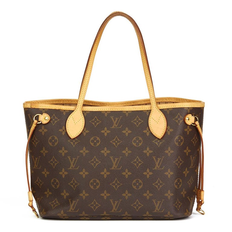 Louis Vuitton Xupes X Year Zero London 'Satan Loves Me' Neverfull PM In Good Condition For Sale In Bishop's Stortford, Hertfordshire
