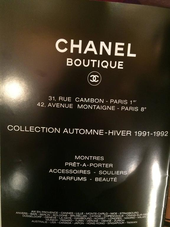 Chanel Vintage Amazing Cuff  1988-1992 For Sale 5