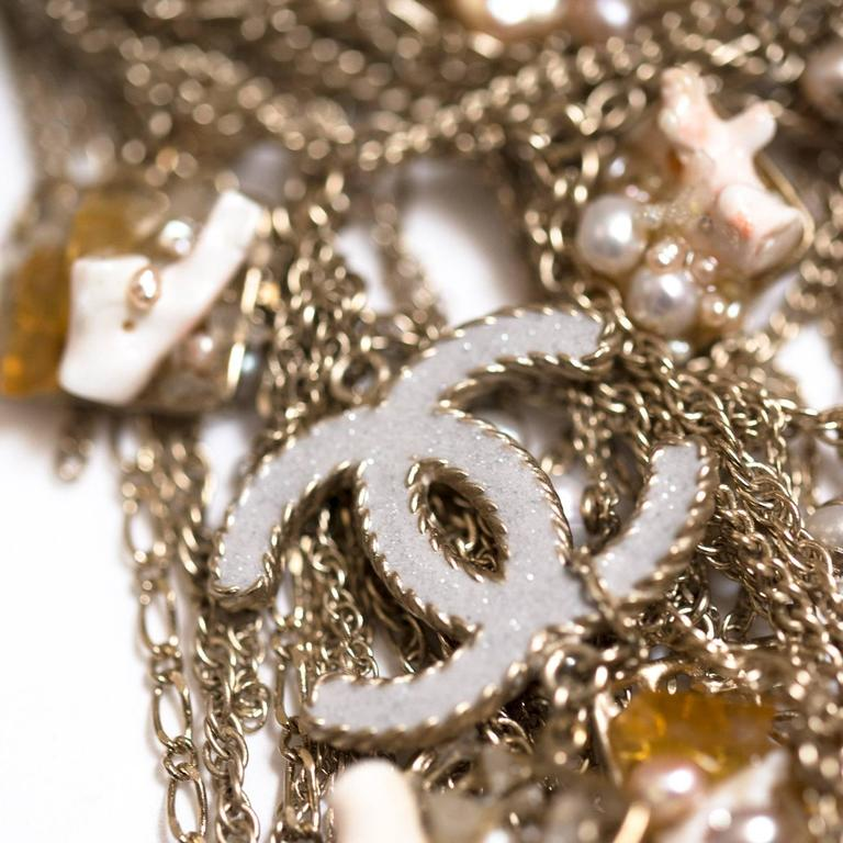 "Chanel  Vintage   "" Pectoral-Necklace "" Paris-Mumbay Collection 2012/2013 2"