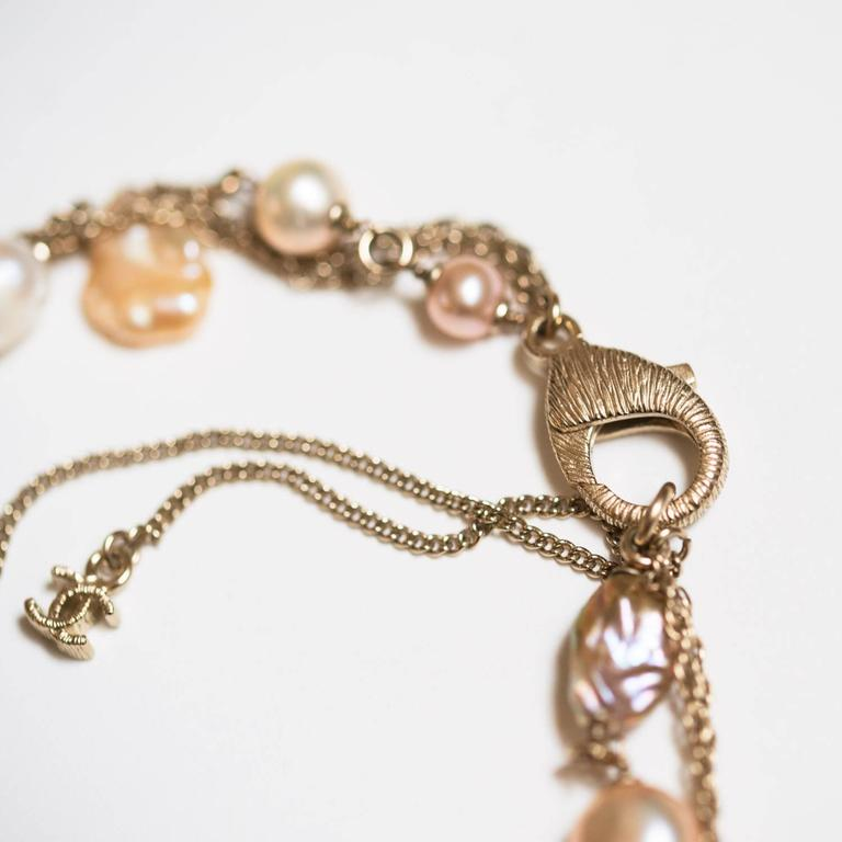 "Chanel  Vintage   "" Pectoral-Necklace "" Paris-Mumbay Collection 2012/2013 3"