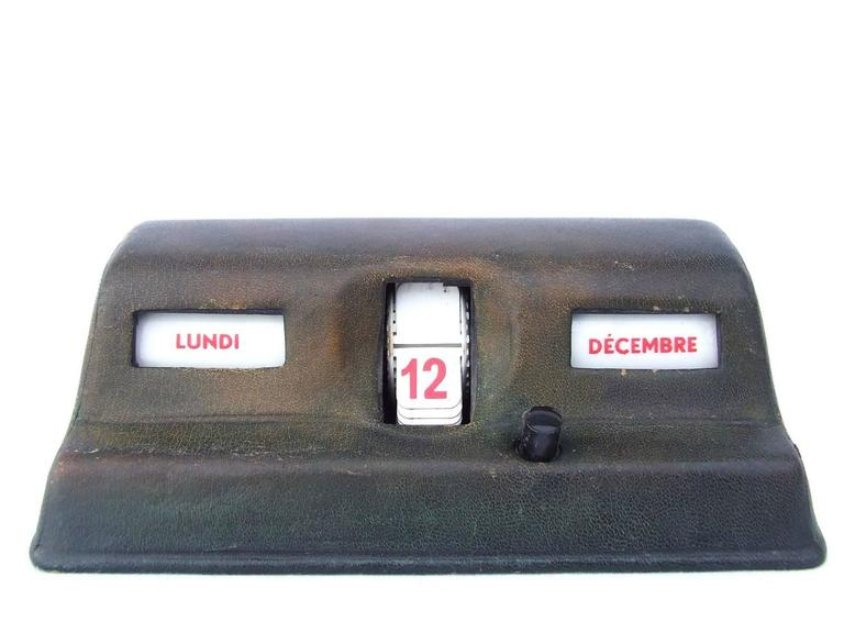 Rare Hermes Calendar Ephemeris Perpetual Calendar Robot  7