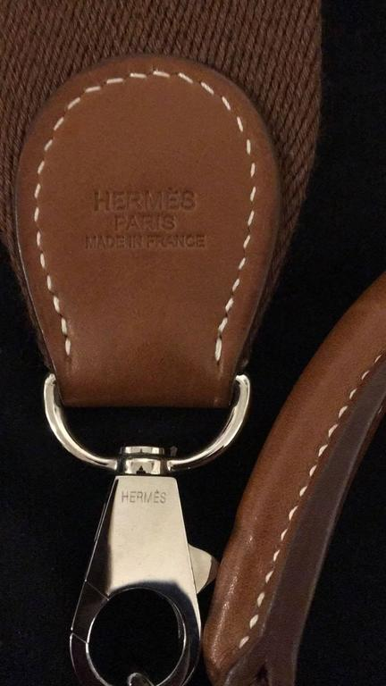 8d20e859d1af Rare Hermes Amazone Kelly Bag Barenia Horse Print Toile PHW 32 cm In Good  Condition For