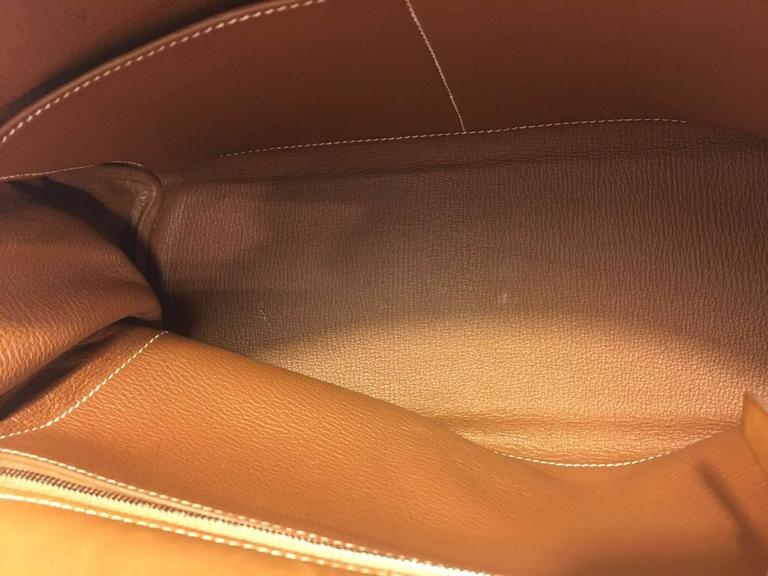Rare Hermes Amazone Kelly Bag Barenia Horse Print Toile PHW 32 cm For Sale 1