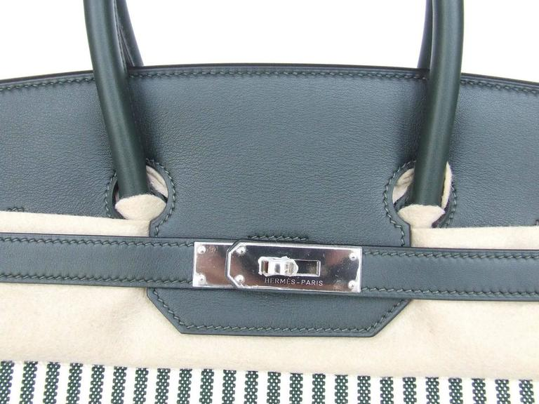 Exceptionnal and rare Authentic Hermes Bag