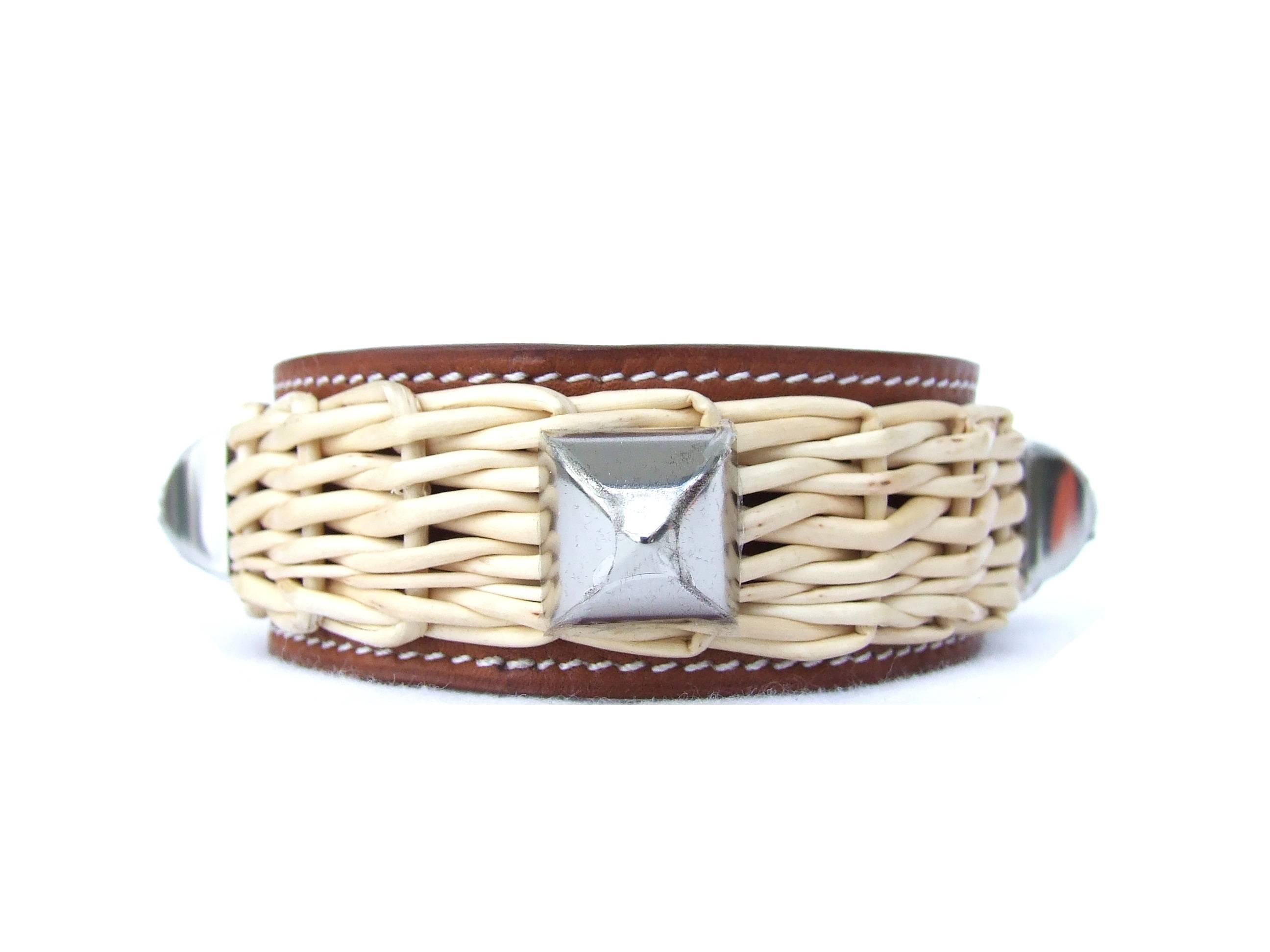 c9e560e617b81 where can i buy hermes wicker bracelet 45d72 cb943