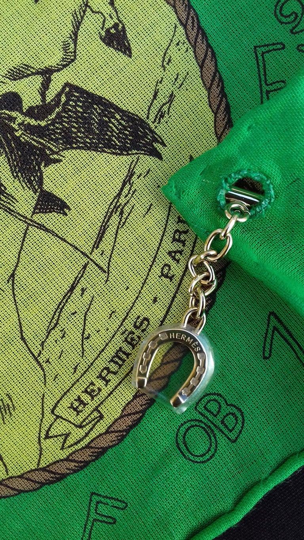 Hermès Cotton Charm Scarf Rodeo Des Cowgirls Kermit Oliver TEXAS 67 cm GRAIL For Sale 14