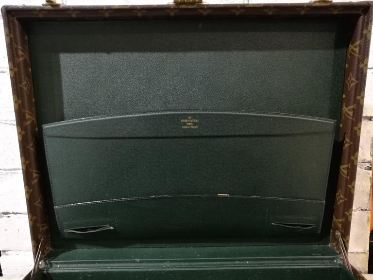 Louis Vuitton Vintage Monogram Luggage 6