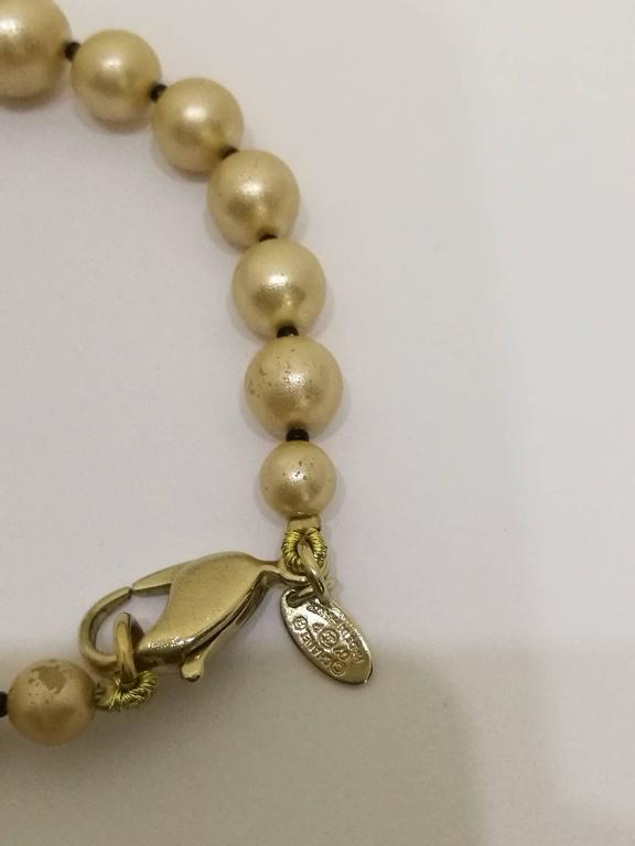 Chanel Faux Pearls Necklace 6
