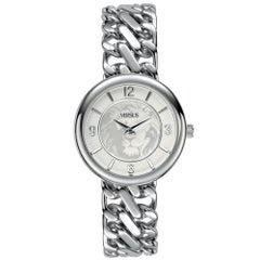 Versus by Versace Acapulco Women's Silver Dial Stainless Steel