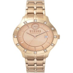 Versus Rose Gold Watch