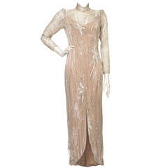 1980's Bob Mackie Vintage Dress