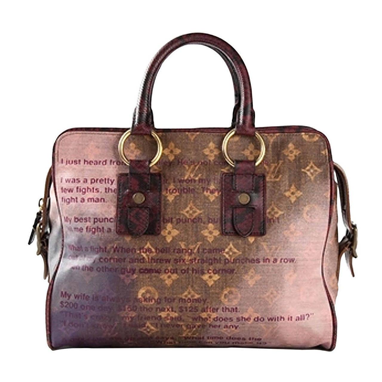 2008 Louis Vuitton by Richard Prince