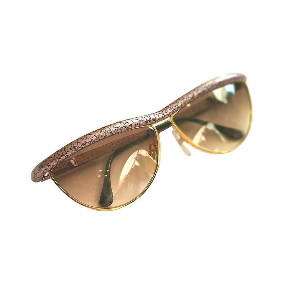 83c2f15877 1980s Gianfranco Ferré Sunglasses at 1stdibs