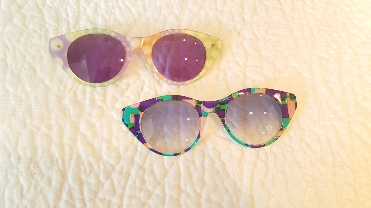 With Different Eye Masks 7 Swatch 1990s Sunglass g6bfY7y