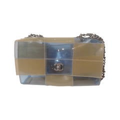 1997-1999s Chanel clear jelly Bag