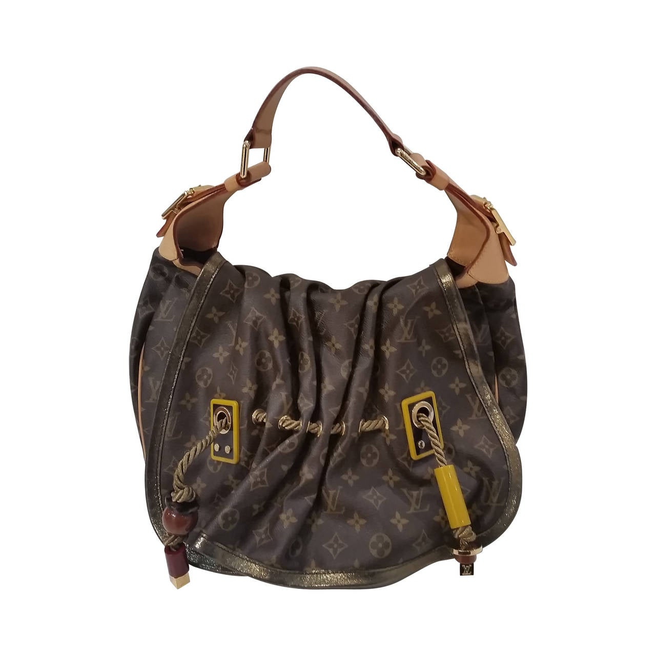 2009 Louis Vuitton Monogram Kalahari bag