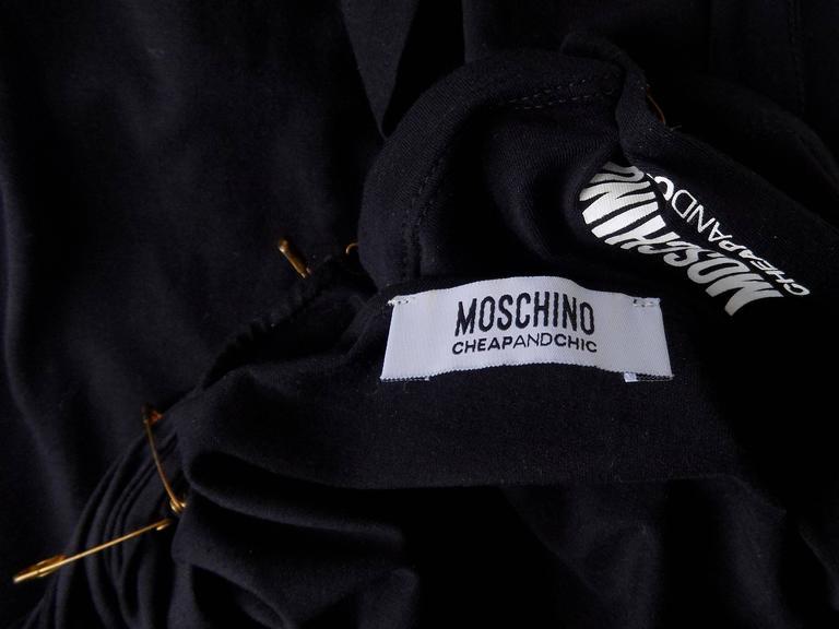1980s Moschino