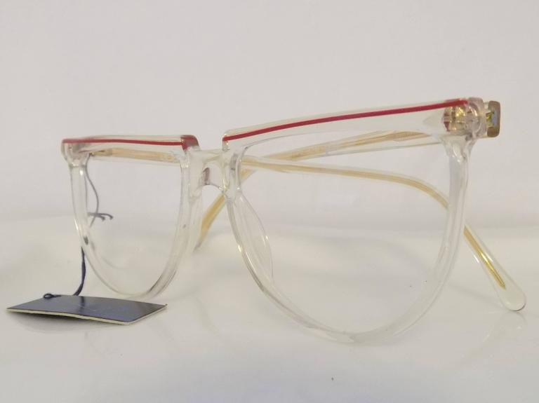1980s Gianni Versace glasses NWOT 3