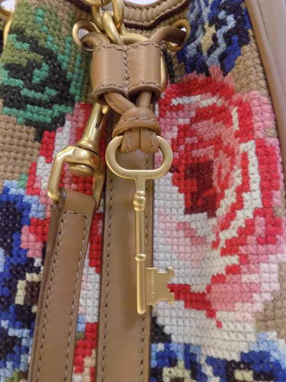 Dolce & Gabbana Needlepoint Bag 2