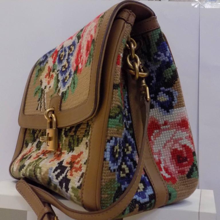 Dolce & Gabbana Needlepoint Bag 3
