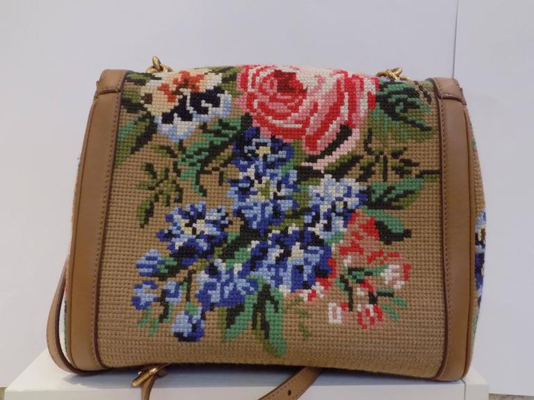 Dolce & Gabbana Needlepoint Bag 7