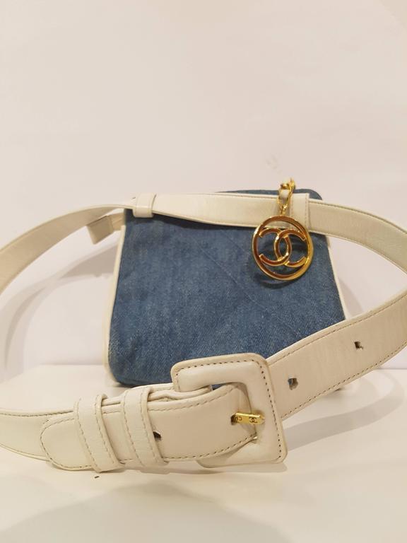 Chanel fanny pack bag measurements: fanny pack 15 cm X 15 cm Belt measurement: 85 cm