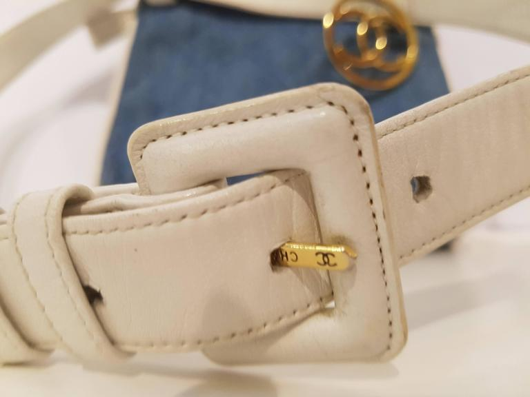 Chanel Fanny pack bag In Excellent Condition For Sale In Capri, IT