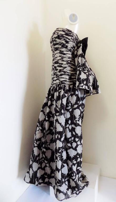 1980s Valentino museum long dress Unique pieces from the 80ies Totally made in itally, still with labels no more tags inside but unworn
